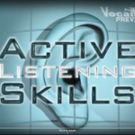 Professional CPD: Active Listening Skills